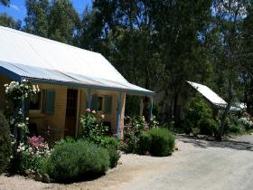 Riesling Trail Cottages - Accommodation Whitsundays