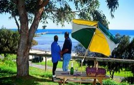 Moonta Bay Caravan Park Cabins - Accommodation Whitsundays