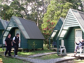 Strahan Backpackers YHA - Accommodation Whitsundays