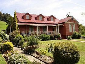 Cradle Manor - Accommodation Whitsundays