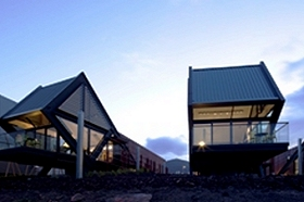 MONA Pavilions Moorilla - Accommodation Whitsundays