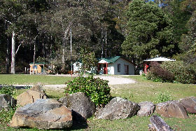 Mountainside Nature Retreat - Accommodation Whitsundays