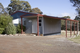 Highland Cabins and Cottages at Bronte Park - Accommodation Whitsundays