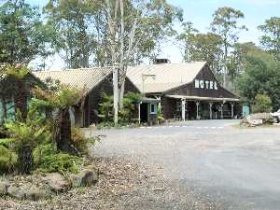 Derwent Bridge Wilderness Hotel - Accommodation Whitsundays