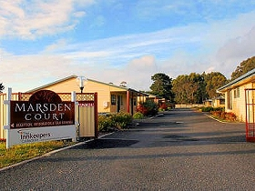 Marsden Court - Accommodation Whitsundays