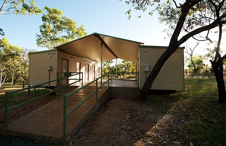 Cobbold Gorge - Accommodation Whitsundays