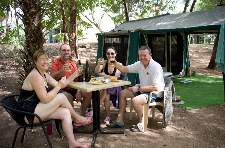 Adels Grove Camping Park - Accommodation Whitsundays