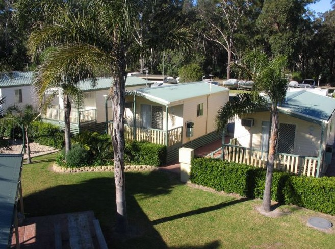 Jervis Bay Caravan Park - Accommodation Whitsundays