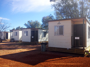 Lightning Ridge Tourist Park - Accommodation Whitsundays