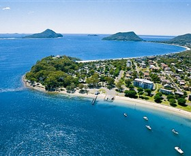 Halifax Holiday Park - Nelson Bay - Accommodation Whitsundays