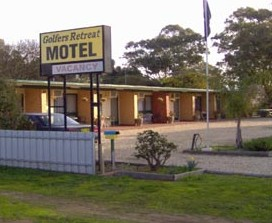 Golfers Retreat Motel - Accommodation Whitsundays