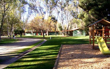 Corowa Caravan Park - Accommodation Whitsundays