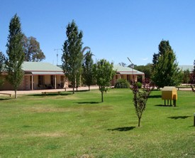 Narrandera Caravan Park - Accommodation Whitsundays