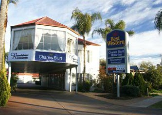 Charles Sturt Hotel - Accommodation Whitsundays