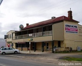 The Star Hotel - Accommodation Whitsundays
