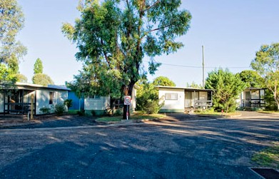 Barraba Caravan Park - Accommodation Whitsundays