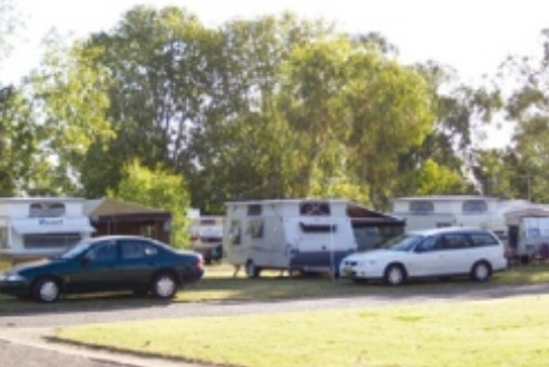 Big Sky Caravan Park - Accommodation Whitsundays