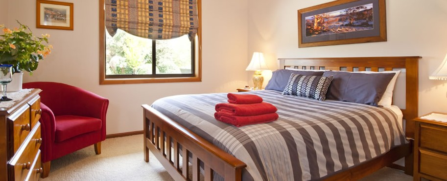 Clifton Gardens Bed and Breakfast - Orange NSW - Accommodation Whitsundays