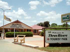Mundubbera Three Rivers Tourist Park - Accommodation Whitsundays