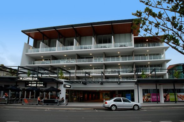 Echelon Apartments Yeppoon - Accommodation Whitsundays