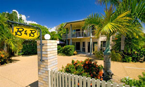 While Away Bed and Breakfast - Accommodation Whitsundays