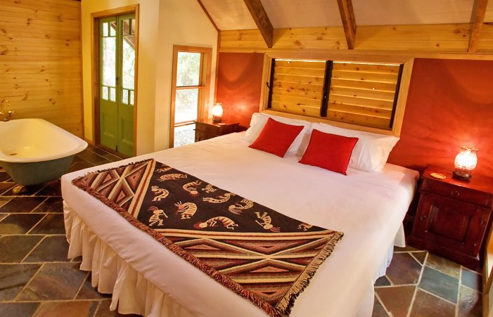 Rainforest Ranch - Accommodation Whitsundays