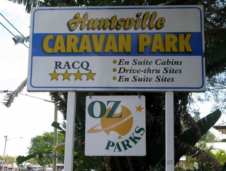 Huntsville Caravan Park - Accommodation Whitsundays