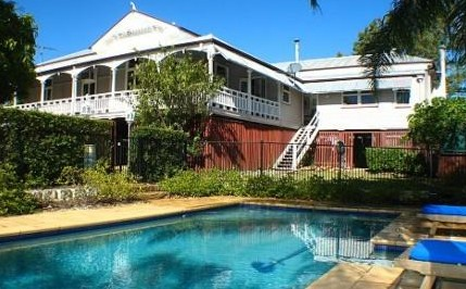 Wiss House Bed and Breakfast - Accommodation Whitsundays