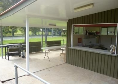 Christmas Creek Recreation Centre - Accommodation Whitsundays