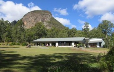 Zengarra Country House and Pavilions - Accommodation Whitsundays