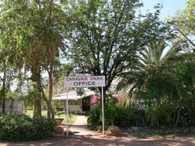 Blackall Caravan Park - Accommodation Whitsundays