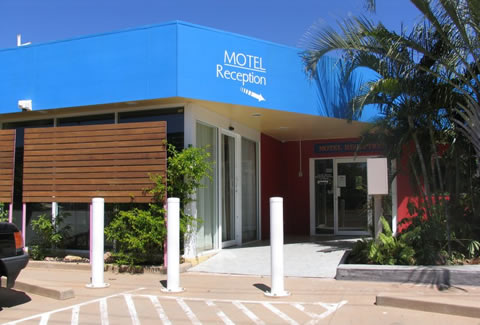 Townview Motel - Accommodation Whitsundays