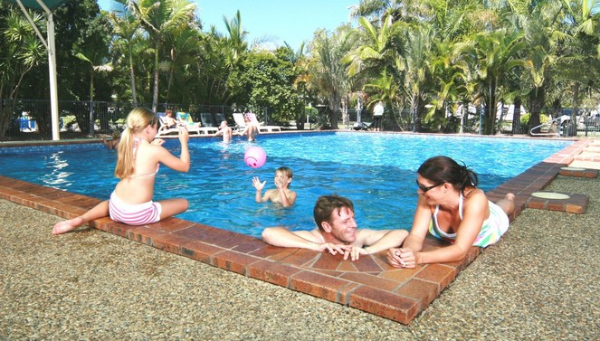 Gold Coast Tourist Parks Kirra Beach - Accommodation Whitsundays