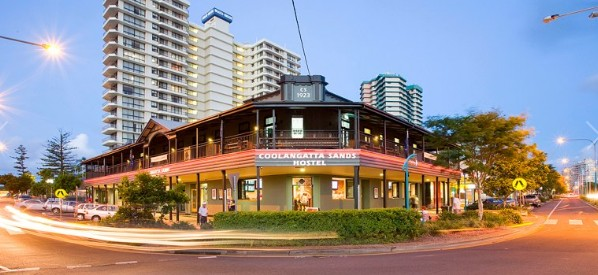 Coolangatta Sands Hostel - Accommodation Whitsundays