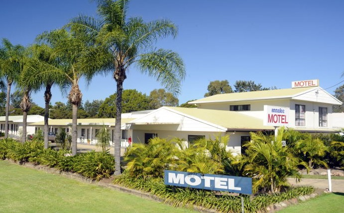 Annalee Motel Beaudesert - Accommodation Whitsundays