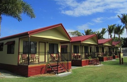 Big 4 Capricorn Palms Holiday Village - Accommodation Whitsundays