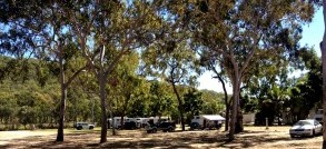 Barracrab Caravan Park - Accommodation Whitsundays