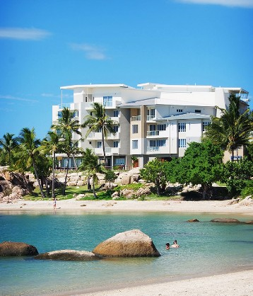 Coral Cove Apartments - Accommodation Whitsundays