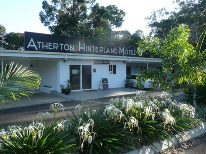 Atherton Hinterland Motel - Accommodation Whitsundays