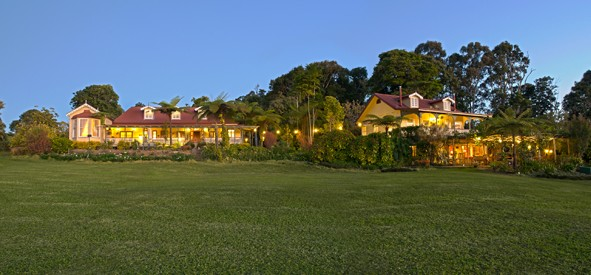 Foxwell Park Lodge - Accommodation Whitsundays