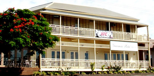 Gracemere Hotel - Accommodation Whitsundays