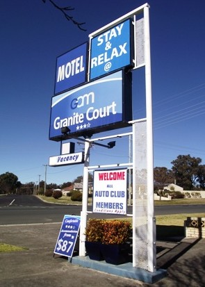 Granite Court Motel