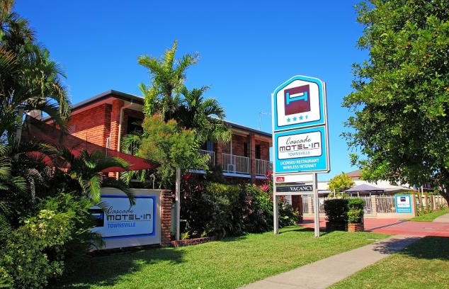 Cascade Motel In Townsville - Accommodation Whitsundays