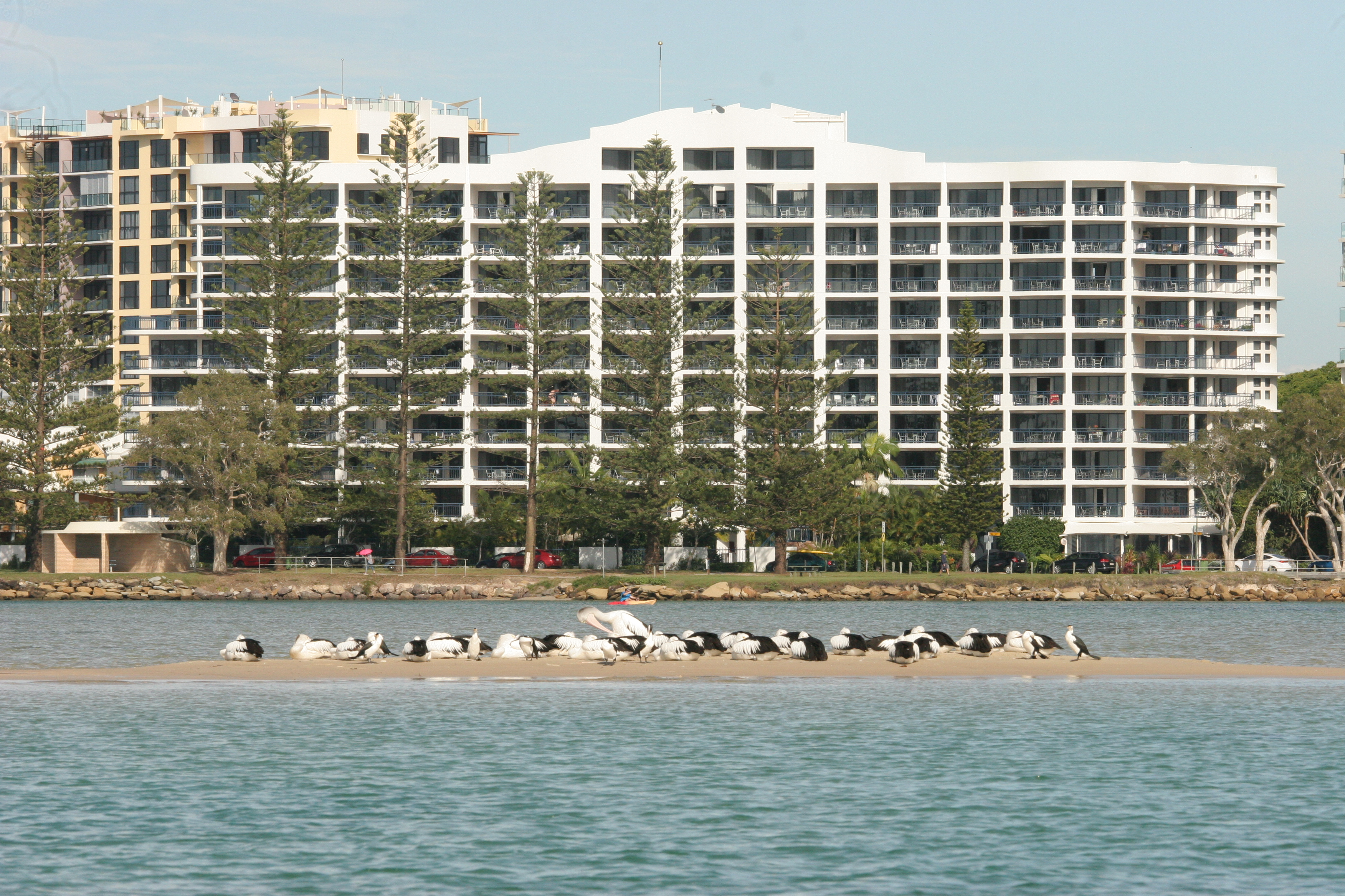 Ramada Resort Golden Beach - Accommodation Whitsundays