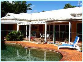 Tropical Escape Bed  Breakfast - Accommodation Whitsundays