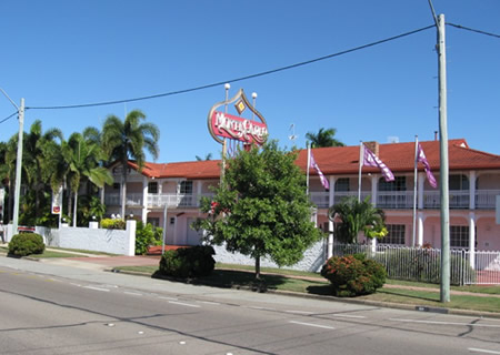 Monte Carlo Motor Inn - Accommodation Whitsundays