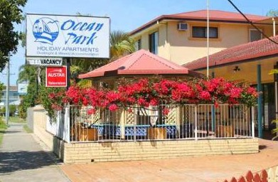 Ocean Park Motel and Holiday Apartments - Accommodation Whitsundays