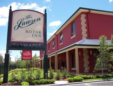 The Lawson Motor Inn - Accommodation Whitsundays