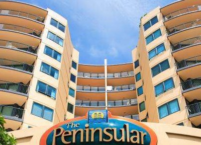 The Peninsular Beachfront Resort - Accommodation Whitsundays