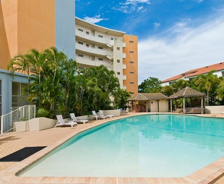 Rays Resort Apartments - Accommodation Whitsundays
